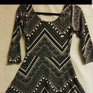 Charlotte Russe Dresses - ⚡⚡FREE⚡⚡Charlotte Russe mini long sleeve dress